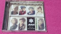 AAA Miss you /ほほえみの咲く場所 CD+DVD