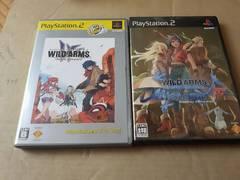 PS2☆ワイルドアームズシリーズ☆2本まとめ売り♪状態良い♪