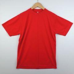 新品吸汗速乾ドライ素材半袖Tシャツ4枚