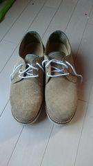 アローズビューティー&ユース ベージュ 40 靴