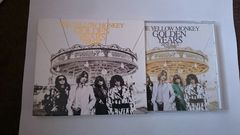 THE YELLOW MONKEY/GOLDEN YEARS SINGLES 1996-2001