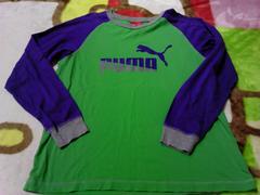 プーマPUMA長袖T160