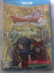 WiiU ドラゴンクエストX いにしえの竜の伝承 オンライン