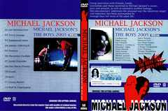 �ᑗ��������}�C�P���W���N�\�� MICHAEL JACKSON THE BOYS 2005