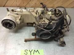 �� SYM symply50 �V���v���[ ���� �G���W��