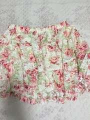 リズリサ 花柄スカート 新品未使用タグ付き