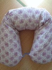 激安美品☆高さがあり安定の授乳クッション 抱き枕