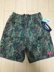 nitraid MESH SHORT(DOPE FOREST/L)(12S/S)