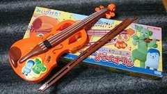 みいつけた!コッシー&サボさんのスターなバイオリン 12曲入り