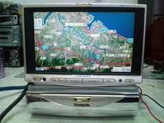 パナソニック CN-DV3300 2009年ROM ビーコン(おまけ)付き