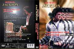 �}�C�P���W���N�\�� BAD TOUR 1988 Michael Jackson
