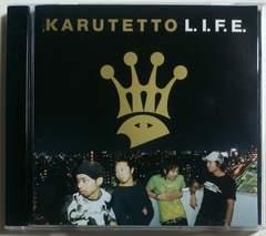 (CD)カルテット☆L.I.F.E.★アルバム♪即決価格♪