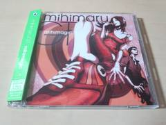 mihimaru GT CD「mihimagic」ミヒマルGT初回盤DVD付●