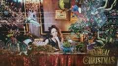 安室奈美恵 セブンイレブン限定クリスマスポスター