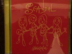 ����!�����A!��SCANDAL/OVER DRIVE�������/CD�{DVD������i��