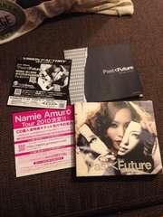 安室奈美恵past future初回限定盤CD+DVD付きアルバム