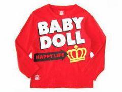 *BABY DOLL*���ް�ް�*����ۺ����HAPPY LIFE��T*گ��*100�a*