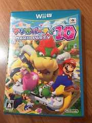 新品未使用 Wii U マリオパーティ10