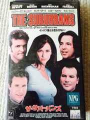 ザ・サバーバンズ THE SUBURBANS   VHSビデオ