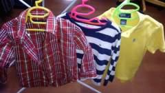 1〜3歳・男の子☆有名ブランド服2点セット