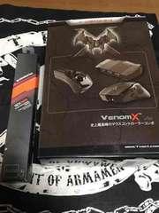 Venom-Xマウスコントローラーコンボ&マウスパッド付き