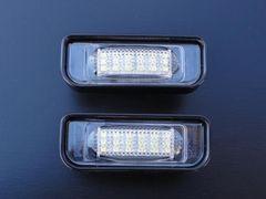 ベンツ キャンセラー内蔵LEDナンバー灯  W220 W215