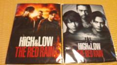 HIGH&LOW THE RED RAIN非売品 マイクロファイン タオル♪
