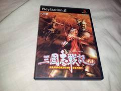 PS2☆三国志戦記☆状態良い♪光栄。