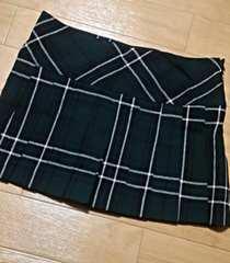 CECIL McBEEセシルマクビー/ミニプリーツスカート