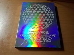 Alice Nine�A���X���jDVD�uDISCOTHEQUE play like A RAINBOWS