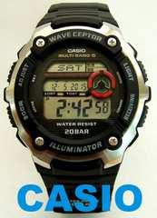 カシオ電波ウオッチWV-M200-1AJF国内正規品 新品