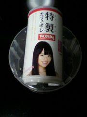 WONDA北原里英ワンダーAKB48デザイン缶第2弾
