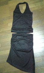 ホルタ-ネック&スカート