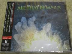 ALL THAT REMAINS/������/�V�i/1st/��ٺ�/KILLSWITCH ENGAGE