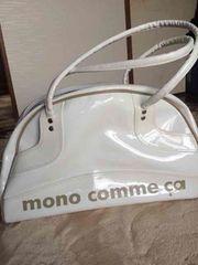mono comme ca スポーツバッグ ボストン型