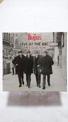 美品CD!! ザ・ビートルズ/ライブ・アット・ザ・BBC ザ・コレクション 付属全有