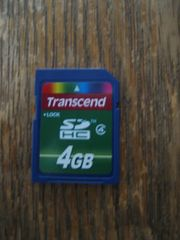 ��i����Transcend�g�����Z���h4GBSDHC�J�[�h