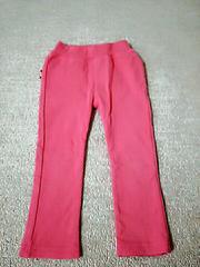 ピンク 長ズボン