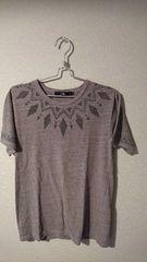 ShapeL(シャペル) プリントスラブTシャツ 未使用タグ付き