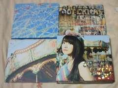 CD+DVD 水樹奈々 アルバム SUPERNAL LIBERTY 初回限定盤