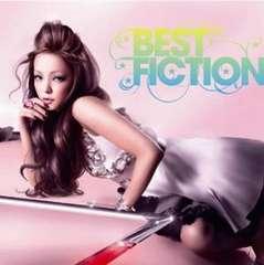 安室奈美恵 / BEST FICTION 【CD+DVD】