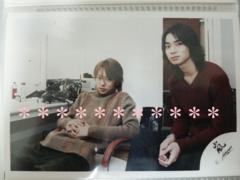 レア★嵐<櫻井翔/松本潤>公式写真*新嵐*あたらしあらし