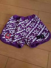ベビードール☆ショートパンツ☆紫