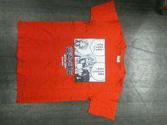 未使用らきすたTシャツ(赤)