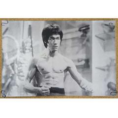 ★新品★【布ポスター】Bruce Lee/ブルース・リー 怒りの鉄拳