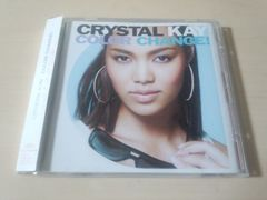 クリスタル・ケイCD「Color Change!」Crystal Kay●