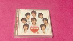 NEWS touch 初回盤 CD+DVD