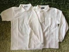 ポロシャツ 130 男の子 2枚