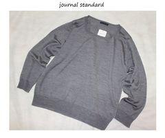 ジャーナルスタンダード*journal standardウールドルマンプルオーバー新品