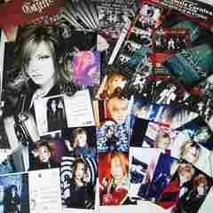 レアthe GazettE/ガゼットDIMサイン入りカレンダーなど【麗】セット 2007年